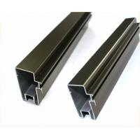 Buy cheap Natural Anodized Aluminum Window Profiles For Interior Decoration Materials product