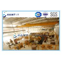 Buy cheap Paper Mill Kraft Paper Roll Wrapping Machine , Full Automatic Paper Roll Packing Machine product
