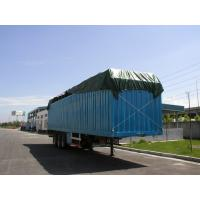 Buy cheap Dual-loop air brake system 3 axles van semi trailer  product