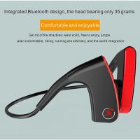 Buy cheap Wireless Bone Conduction Bluetooth Headphones Bose Bluetooth Noise Cancelling Headphones product