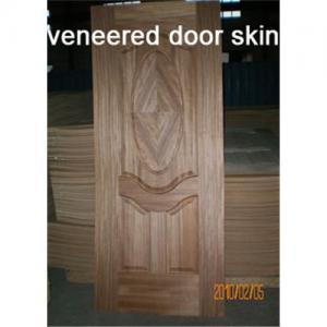 Buy cheap La piel de la puerta de la teca, la ceniza, la nuez, el roble, el etc, chapearon la piel de la puerta product