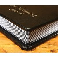Buy cheap Classic Leather 11 x 14 Custom Flush Mount Album Books With Golden Words product