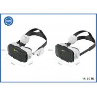 Buy cheap Gaming Virtual Reality Headset 180° Large View , Video Game Virtual Reality Headset With Headphone product