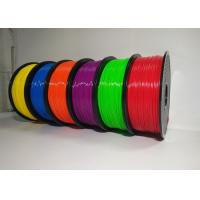 Buy cheap 1.75mm 1KG ABS Filament Spool Master Filament With Good Elasticity from wholesalers