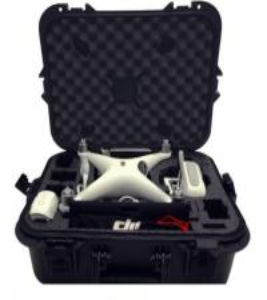 China Case Club DJI Phantom 4 Waterproof Compact Drone Case Custom on sale