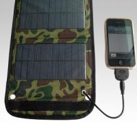 Buy cheap China Solar Energy /Folding Portable USB Mobile Phone Solar Panel Charger product
