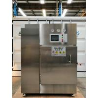 Buy cheap Food Vacuum Cooling Process , Pre Cooling System Low Temperature product