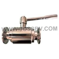 Buy cheap Sanitary Stainless Steel Ball Valve Clamp/Clamp product