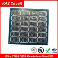 Buy cheap 4 layers 1.6mm FR4 1oz ENIG Electronic Printed Circuit Board with BGA product