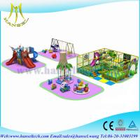 China Hansel indoor playground climbing,indoor playground model from china on sale