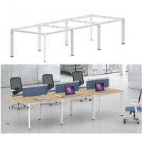 Buy cheap 30*80 steel tube 1/2/3 4/6/8  person office workstation desk office furniture product