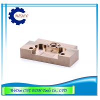 Buy cheap M147 Lower EDM Brass Plate 0.4mm  Mitsubishi EDM Consumables Parts X053C884G52 from wholesalers