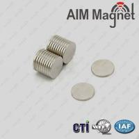 """Buy cheap sintered ndfeb magnet round disc 3/4 """" x 1/8 """" magnet holder product"""