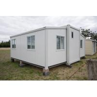 Buy cheap Portable Movable Prefab House 20ft And 40ft Designed Folding Modern Tiny House product