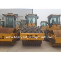 Buy cheap Single Drum Vibratory Road Roller product