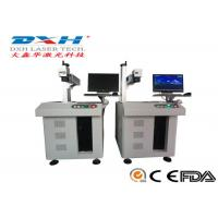 Buy cheap 3KW 3D Fiber Laser Marking Machine , 3D Printer Laser Engraving Machine  For Pens product