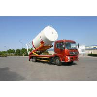 Buy cheap 22cbm Dongfeng 4x2 Dry Bulk Truck Hydraulic Lifting System product