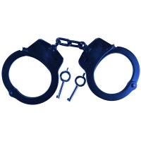 Buy cheap law enforcement smith and wesson police handcuff with chrome plated from wholesalers