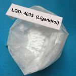 China Body Building Anabolic Sarms LGD-4033 Purity 99% Sarms Ligandrol CAS 1165910-22-4 wholesale