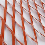 China PVDF aluminum expanded metal mesh wholesale