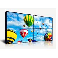 Buy cheap 46 Inch Touch Screen Video Wall Supper Narrow Bezel 500cd/m2 Brightness AC100V from wholesalers