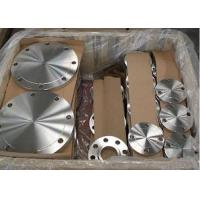 Buy cheap Forged Carbon Steel Blind Flange F91 High Material Pressure Application from wholesalers