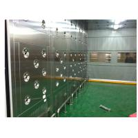 Buy cheap Custom Class 10000 Clean Room Air Shower Passing Tunnel With Automatic Door product