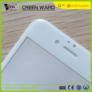 Buy cheap 製造業者のiphone 6s 3Dの緩和されたガラス スクリーンの保護装置のための完全な保護ガラス product
