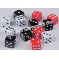 China White And Black Magic Dice Set Magic Remote Control Dice For Dice Gamle on sale