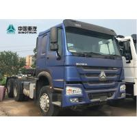 Buy cheap SINOTRUK HOWO 6X4 10 Wheels Euro2 420hp Heavy Duty Tractor Head Truck from wholesalers