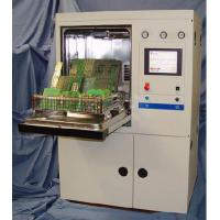Buy cheap CE Ultrasonic Pcb Cleaning Machine / 32 L Ultrasonic Cleaning Device product