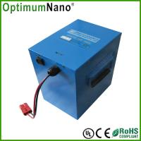 Buy cheap High Capacity 48v 40ah Lifepo4 Motorcycle Battery For Portable Device product