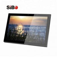 Buy cheap SIBO 10 Inch Inwall Mounted Touch Android Tablet With RS232 RS485 GPIO For Industrial HMI product