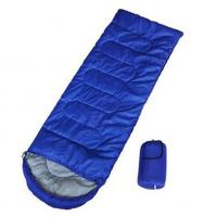 Buy cheap Envelope Ultralight Sleeping Bag / Comfortable Sleeping Bags With Fibre Filling product