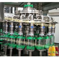 Buy cheap Commercial Fruit Juice Packaging Machine, Wine Bottling Equipment, Bottling Line from wholesalers