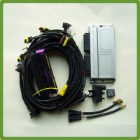 Buy cheap LPG/CNG AC ECU with Self-adaption Function for 3 or 4 Cylinder Petrol EFI Injected Gasoline Cars product