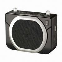 Buy cheap Waistband Voice Amplifier with MP3 Player and Lithium Battery product