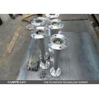 Buy cheap Internal Unit SX Inline Static Mixer For Chemical / Petroleum product