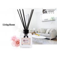 Buy cheap Desk Decorative 120ml Essential Oil Reed Diffuser Rattan Sticks For Air Fresheners product