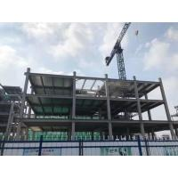 Buy cheap Customize H Beam Q355B Steel Structure Garage Frame product