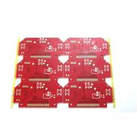 Buy cheap Custom Two Layer Rigid PCB Aluminium Base Fr4 PCB Board Making product