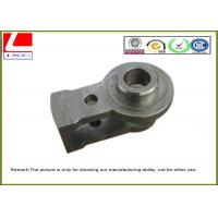 China Custom CNC Stainless steel machining arm on sale