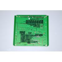 Buy cheap Double Sided Industrial PCB Board FR 4 ENIG Immersion Gold With Green Soldmask product