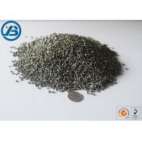 Buy cheap High Purity Magnesium Granules Dark Gray Steel Making Magnesium Pellets product
