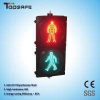 "Buy cheap 300mm (12"") Static Pedestrian Traffic Light (TP-RX300-3-302-S) product"
