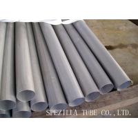 China Cold Drawn Seamless Stainless Steel Tube Solution Annelaed Size 0.75X0.065X20ft on sale