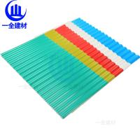 Buy cheap Small Wave Pvc Roof Tiles / Corrugated Plastic Roof Panels Sound Absorption product
