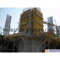 Buy cheap Crane Lifted Climbing Formwork System , Jump Formwork System Platform Width 70cm product