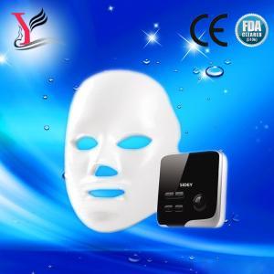 China PDT led device,Newest skin care led mask/ led facial mask/ PDT LED therapy mask YLZ-H131 wholesale