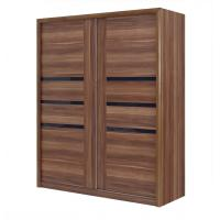 Buy cheap Cloth Armoire in Wall with sliding door by slip fitting can Bespoke by local size in Moisture-proof Plywood product